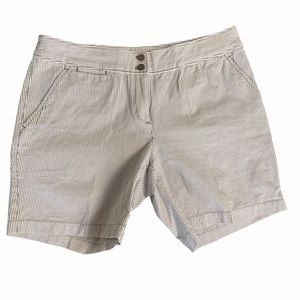 Tommy Bahama Brown Striped Shorts